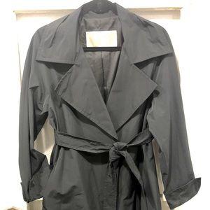 Max Mara City Nylon Single Breasted Trench Coat